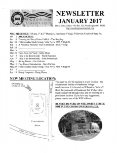 Jan2017newsletter